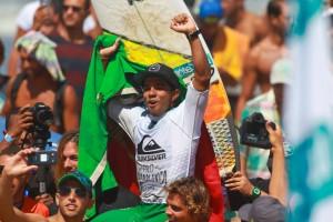 Pedro Henrique (PRT). Quiksilver Pro Casablanca 2015